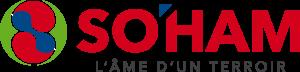 Voici le logo RVB de la société So'Ham